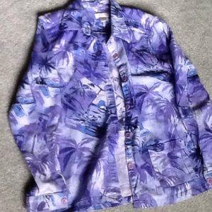 Christopher & Banks Jackets & Coats - Women's shirt jacket